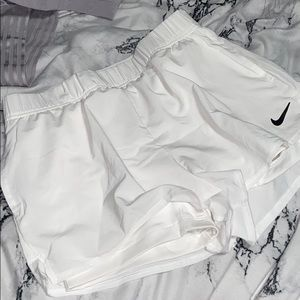 Nike Shorts (with built in spandex)